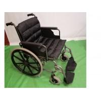 Инвалидная коляска каталка кресло Очень широкая для человека до 150 кг