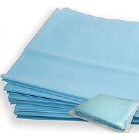 Купить Покрытие 80*70 плотность 30 одноразовое стерильное водонепроницаемое 1210140 (Славна) (78771). Изображение №1
