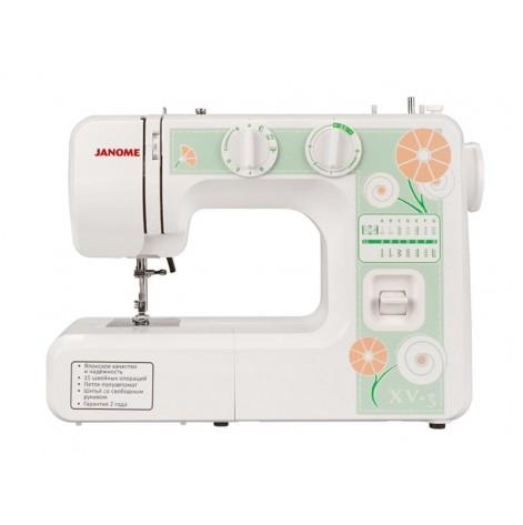 Купить Швейная машина JANOME XV-3 (XV-3). Изображение №1