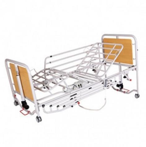 Купить Медицинская кровать с электромотором 4-х секционная  МАТРАС В ПОДАРОК (OSD-9576). Изображение №1