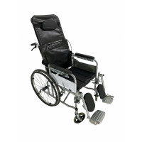 Купить Инвалидная коляска c туалетом (санитарным оснащением) MED1-L07 (MED1-L07). Изображение №1