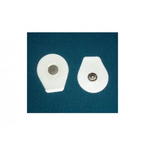 Купить Электрод одноразовый, 32х36мм (овальный), сенсор серебро-хлорид серебра, тип