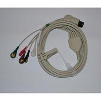 5LD EKГ кабель с отводами