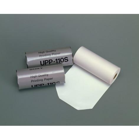 Купить Бумага 110*18 для  видеопринтера SONY UPP 110 HG (62841). Изображение №1