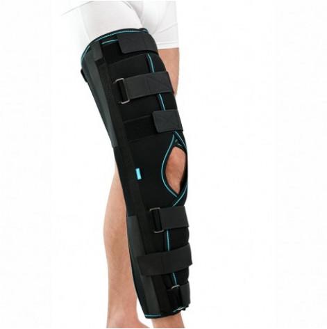 Купить Бандаж (тутор) на коленный сустав (черный) р.1 (3013.1чор). Изображение №1