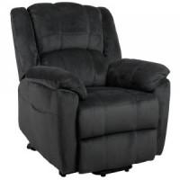 Подъемное кресло с двумя моторами (серое) OSD-HANNA-AD03-1LD