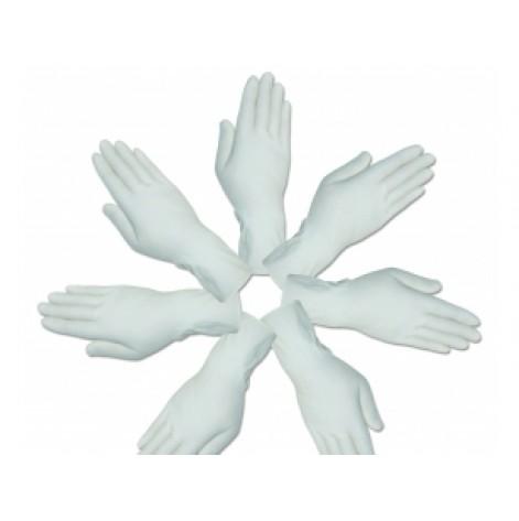 Купить Перчатки cмотровые нитриловые