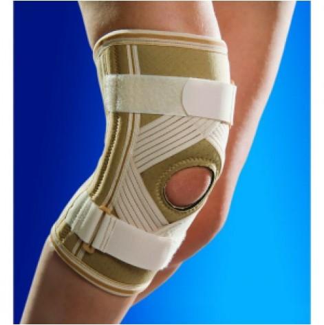 Купить Бандаж на колено с силиконовым кольцом 0025 (0025). Изображение №1