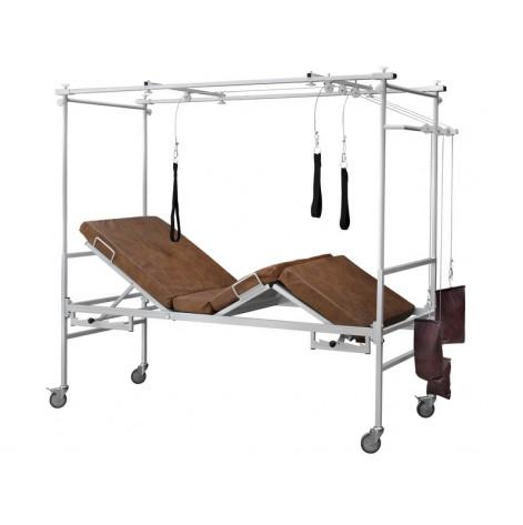 Купить Кровать травматологическая стационарная кст медицинская (877). Изображение №1