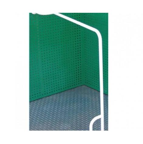 Купить Опора-поручень на стену и пол НТ-09-028 (НТ-09-028). Изображение №1