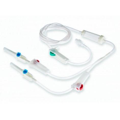 Купить Одноразовая система для вливания инфузионных растворов