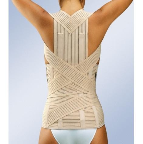 Купить LT-330R / 4 Ортез на грудной, поясничный и крестцовый отделы позвоночника поддерживающий усиленный (p.M) (LT-330R/4). Изображение №1
