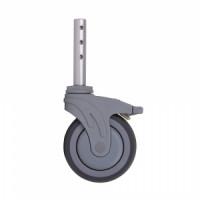 5-дюймовое колесо для кресла-каталки W..