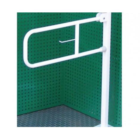 Купить Опора на стойке откидная с ножкой НТ-09-031 (НТ-09-031). Изображение №1