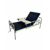 Медицинская 2-секционная кровать для больницы, клиники, дома MED1-C001 (видеообзор)