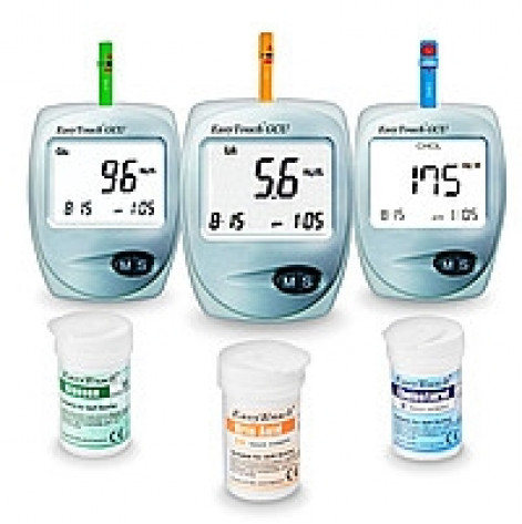 Купить Аппарат для оценки уровня глюкозы / холестерина в крови (3701). Изображение №1