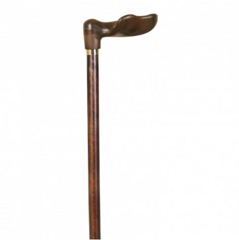 Купить Анатомическая трость, имитация дерева, под правую руку (166). Изображение №1
