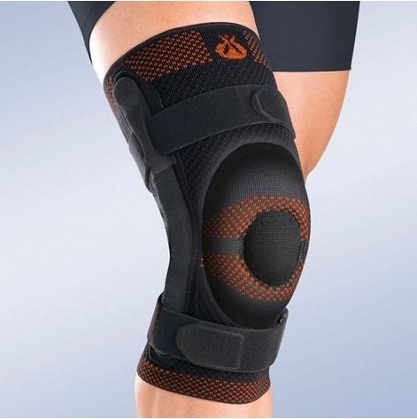 Купить 9106/6 Ортез на коленный сустав полицентрические шарнирный (p.XXL) (9106/6). Изображение №1