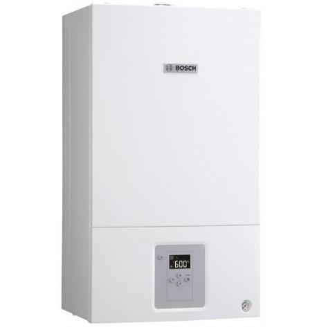 Купить Котёл газовый Bosch WBN 6000-24H RN одноконтурный, 24 кВт, настенный (7736900293). Изображение №1