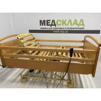 Медицинская кровать немецкая с электроприводом 4-х секционная  МАТРАС В ПОДАРОК