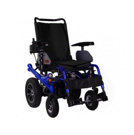 Купить Инвалидная электроколяска с независимой подвеской ROCKET P Ортопедическая подушка для коляски в ПОДАРОК. (OSD-ROCKETP). Изображение №1