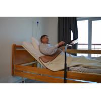 Механическая деревянная медицинская многофункциональная кровать  MED1-СT07 (видеообзор)