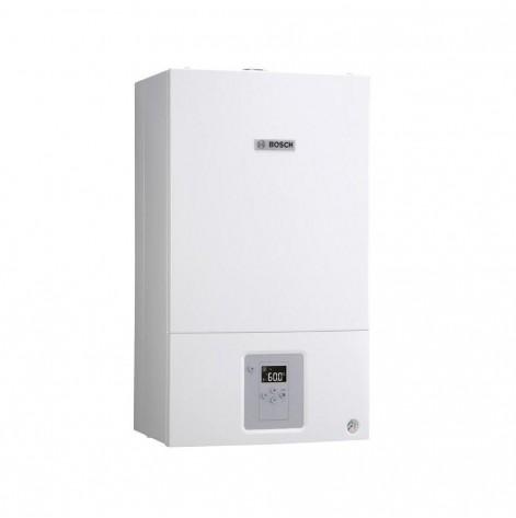 Купить Котёл газовый Bosch WBN 6000-24C RN двухконтурный, 24 кВт, настенный (7736900168). Изображение №1