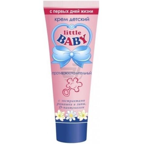 Купить БебиЛ крем противовоспалительный  BABY LITTLE 75 гр. (7224). Изображение №1