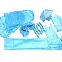 Комплект акушерский стерильный №10СП (8 предметов) Славна 1130106