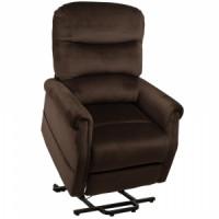 Подъемное кресло с двумя моторами (коричневое) OSD-EDE AD05-1LD