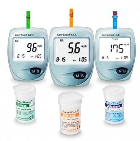 Купить Аппарат для измерения уровня глюкозы в крови Easy Touch (5065). Изображение №1
