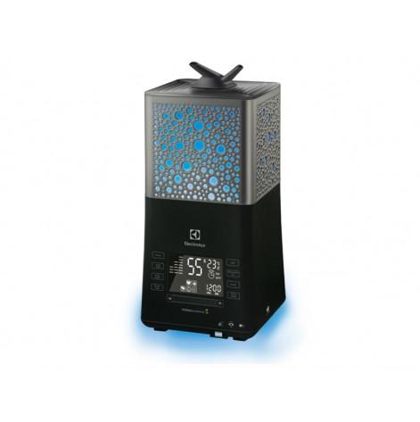 Купить Увлажнитель воздуха Electrolux EHU-3810D ультразвуковой,  6.3 л, 50м2,ионизатор,аромакапсула,чёрный (EHU-3810D). Изображение №1